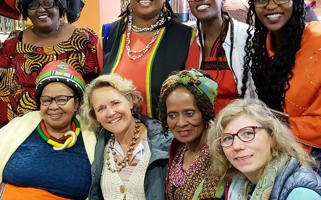 South Africa – A Beautiful Mix for Women